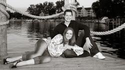 Lake Minnetonka Engagement Photographer Mn