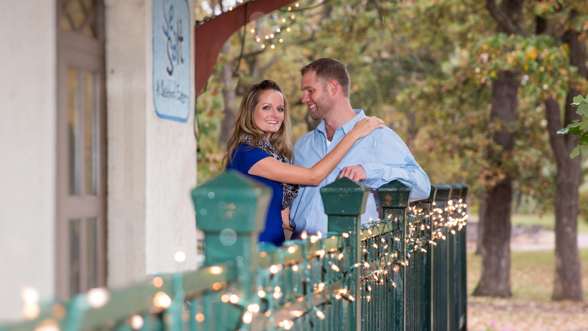 Minnehaha Park Engagement Photographer MN