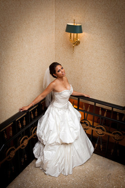 Millennium Hotel MN Bridal Photography