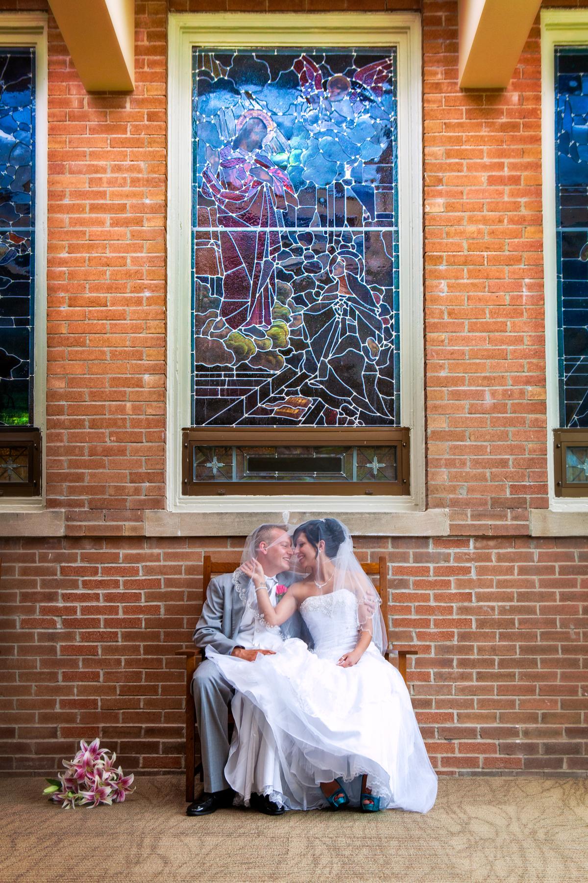 St Peter Catholic Church Wedding Delano MN