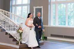 Calhoun Beach Club wedding ceremony