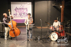 Alberto Luccas Trio - EMACS 2015