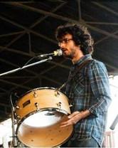 Joao Casimiro - percussão