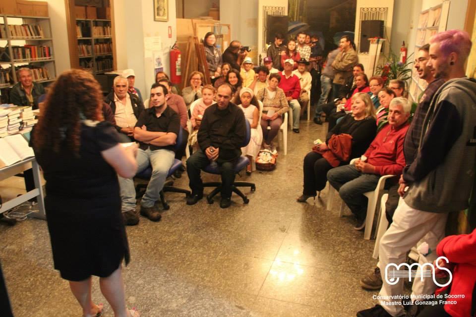 Exposicao Arte Naif - EMACS 2015