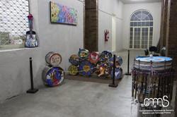 Exposição Arte Naif - EMACS 2017