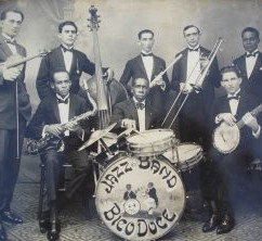 24 jazz band bico doce