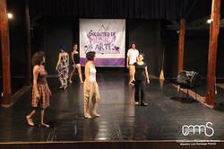 Workshop Dança - EMACS 2016