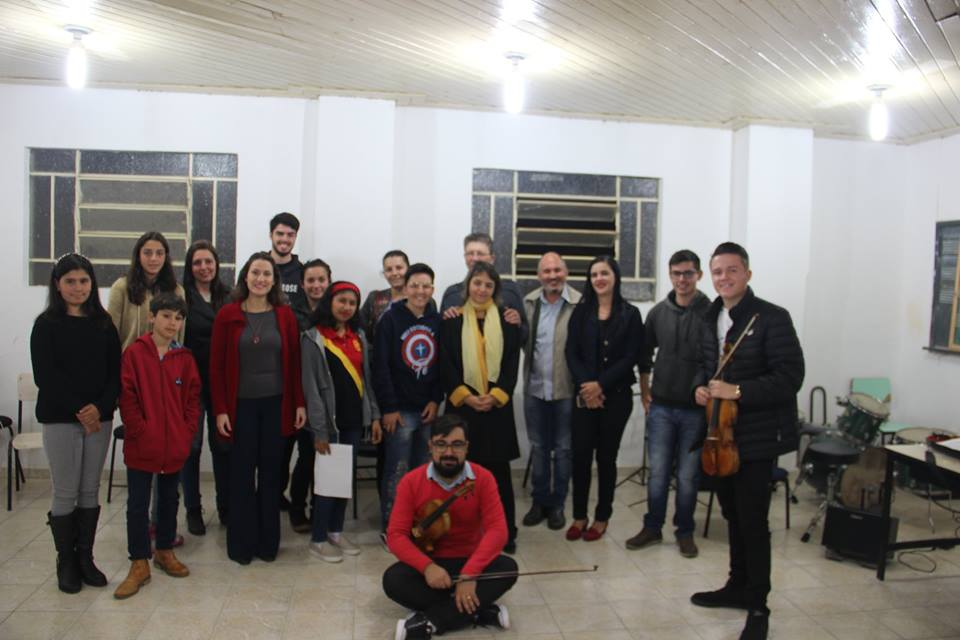 Oficina Violino EMACS 2