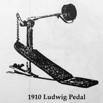 06 Ludwig pedal 1910