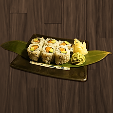 31. SALMON AVOCADO MAKI
