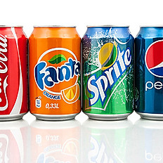 COLD SOFT DRINKS
