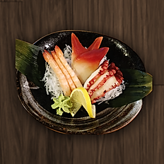 47. SEA FOOD SASHIMI