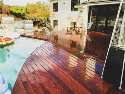 Deck Design and Build