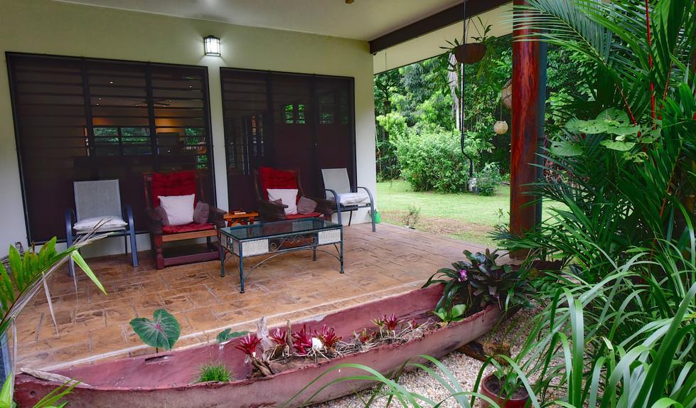 Big Bungalow front porch