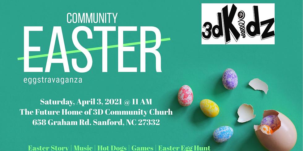 Community Easter Eggstravaganza