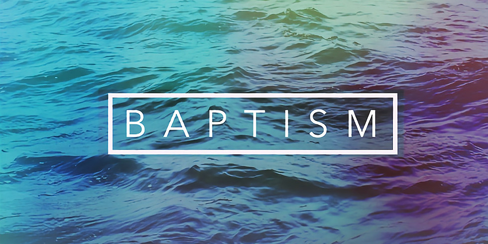 3D Community Church Baptism