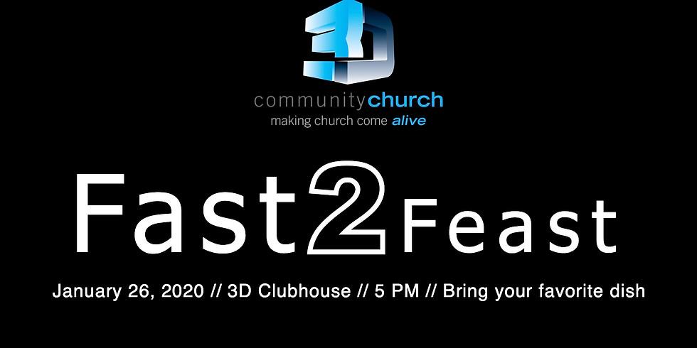 Fast2Feast
