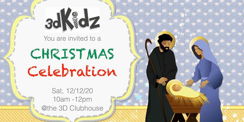 3D Kidz Christmas Celebration