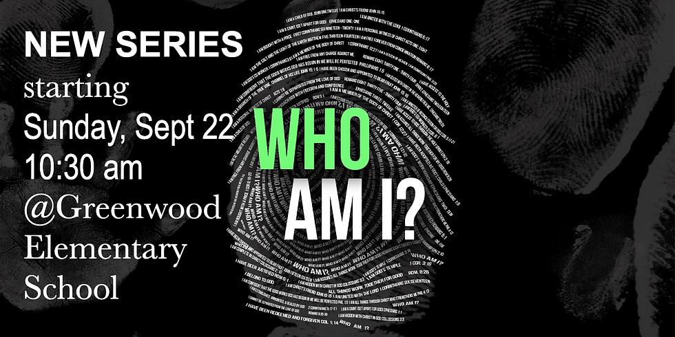 Who Am I? - New Series