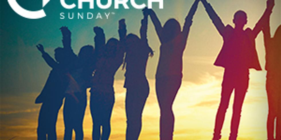 Back To Church Sunday 2018