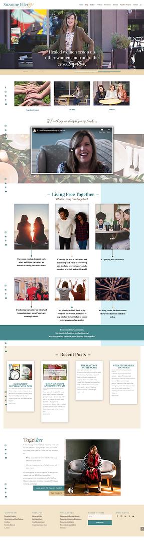 Suzanne Eller's Website