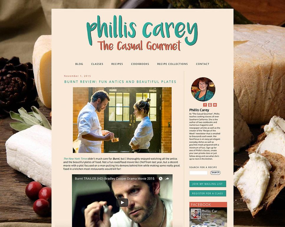 PHILLIS CAREY - HIGH TIME DESIGNS