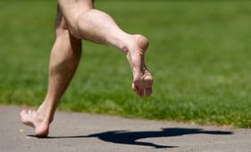 BAREFOOT TRAINING AND RUNNING