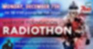 WARRIOR FOUNDATION RADIOTHON - HIGH TIME DESIGNS