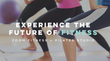 EXPERIENCE THE FUTURE OF FITNESS