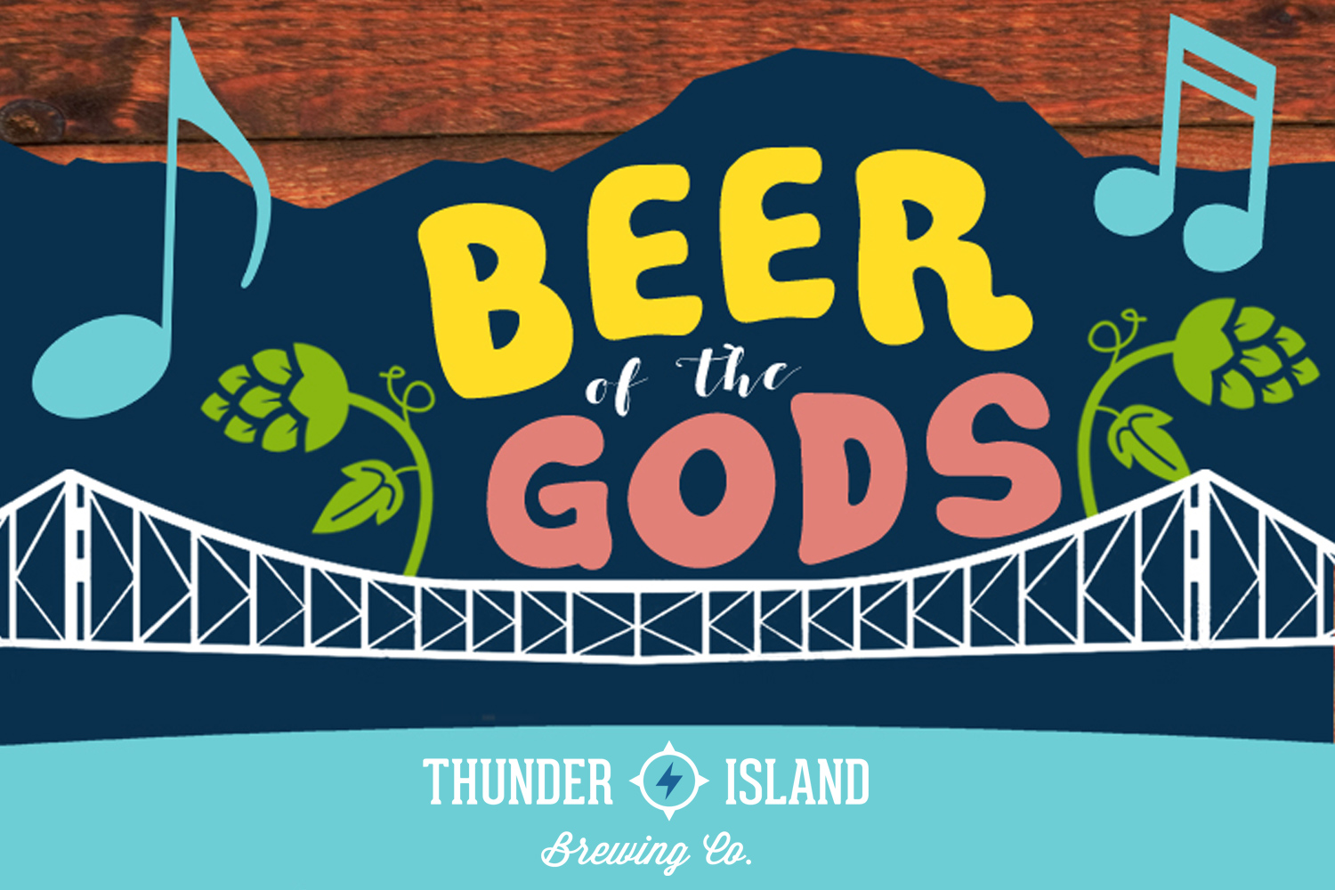 Thunder Island Brewing