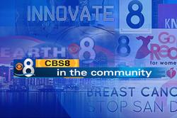 CBS 8 COMMUNITY