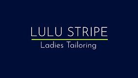 logo Lulu stripe