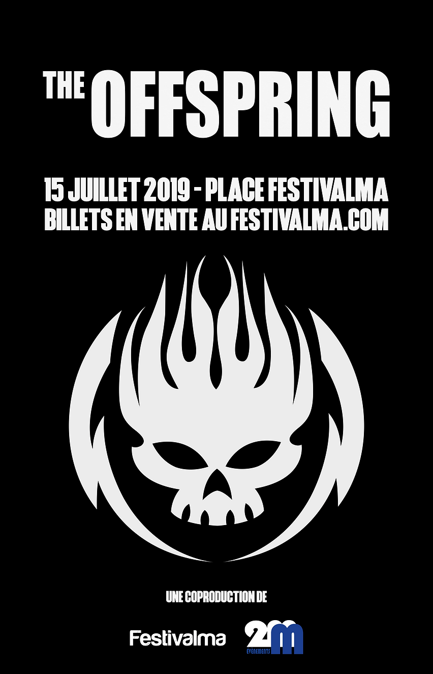 Affiche 11'' x 17'' - The Offspring.png