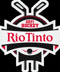 Logo Défi hockey Rio Tinto