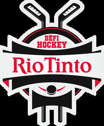 Logo Challenge hockey Rio Tinto - OFFICI