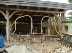 Marcassie Farm - 7 day Cob Building