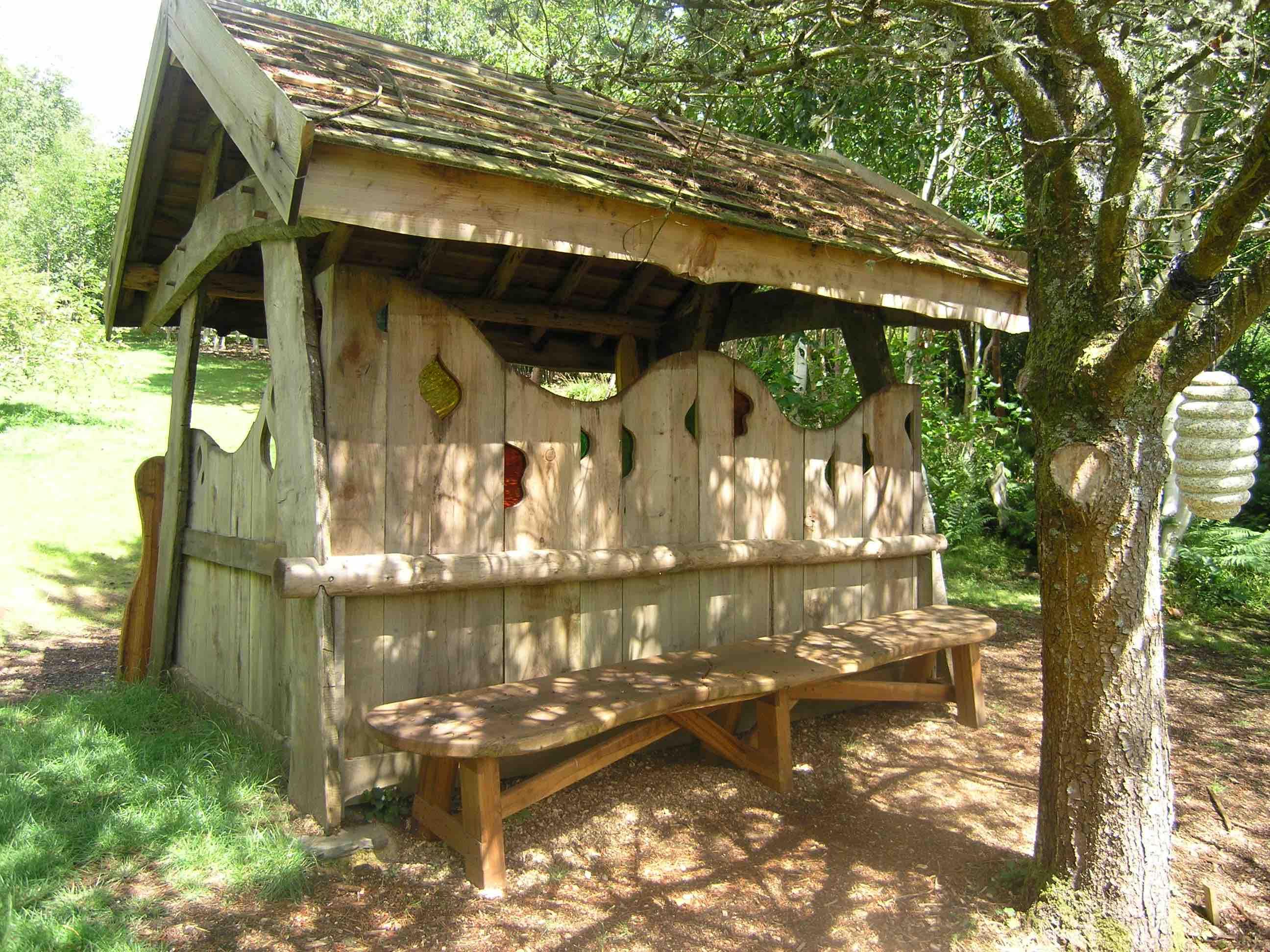 Mythic Sculpture Garden