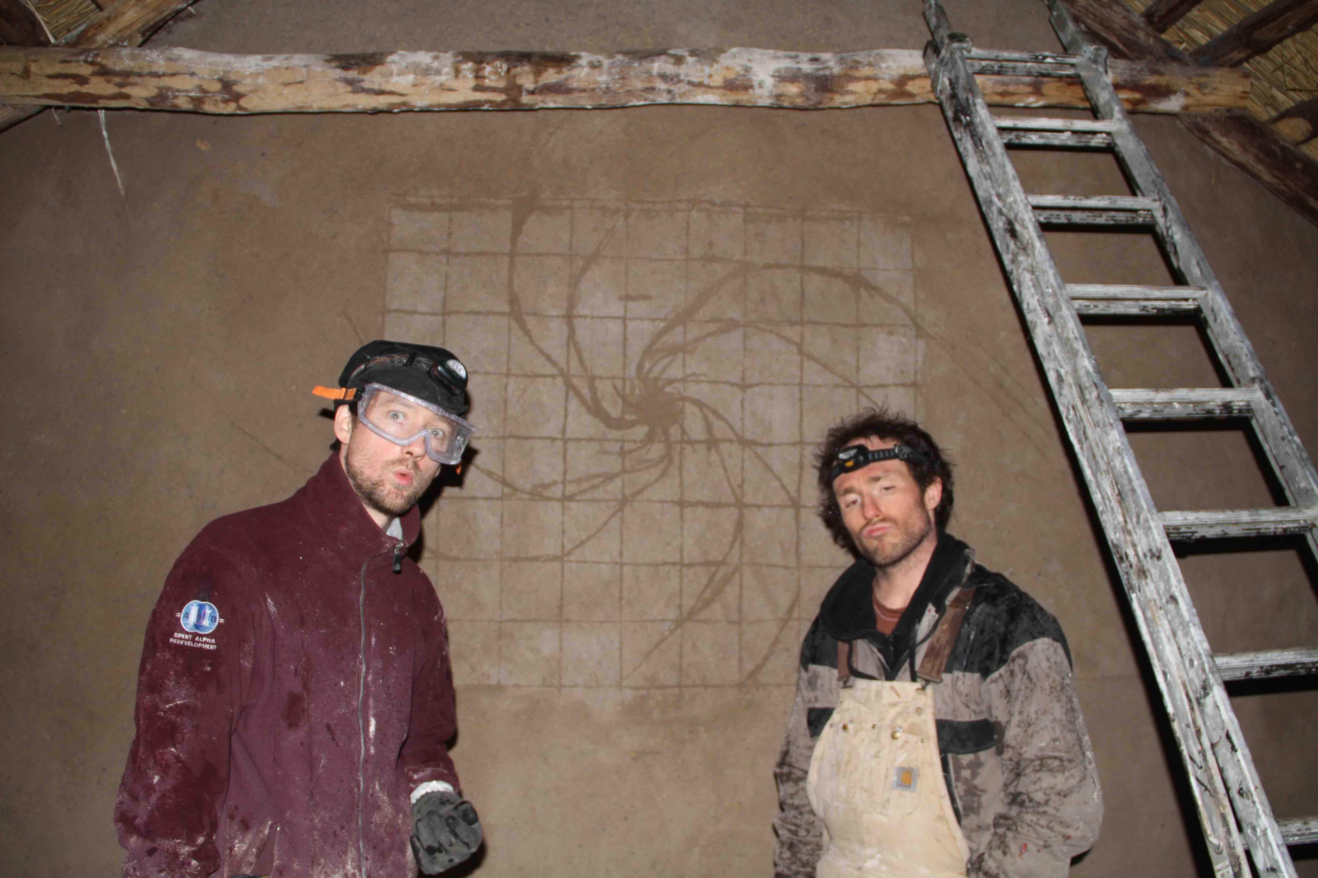 Venture Scotland - Byre Renovation