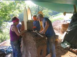 Beenleigh Meadows - 7 day cob buildi