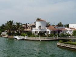Typical Villa in Empuriabrva