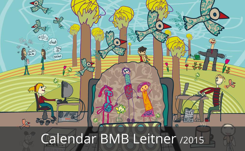 BMB Leitner Calendar