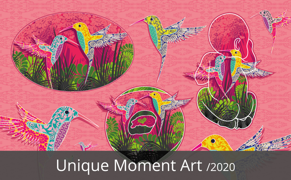 Unique Moment Art