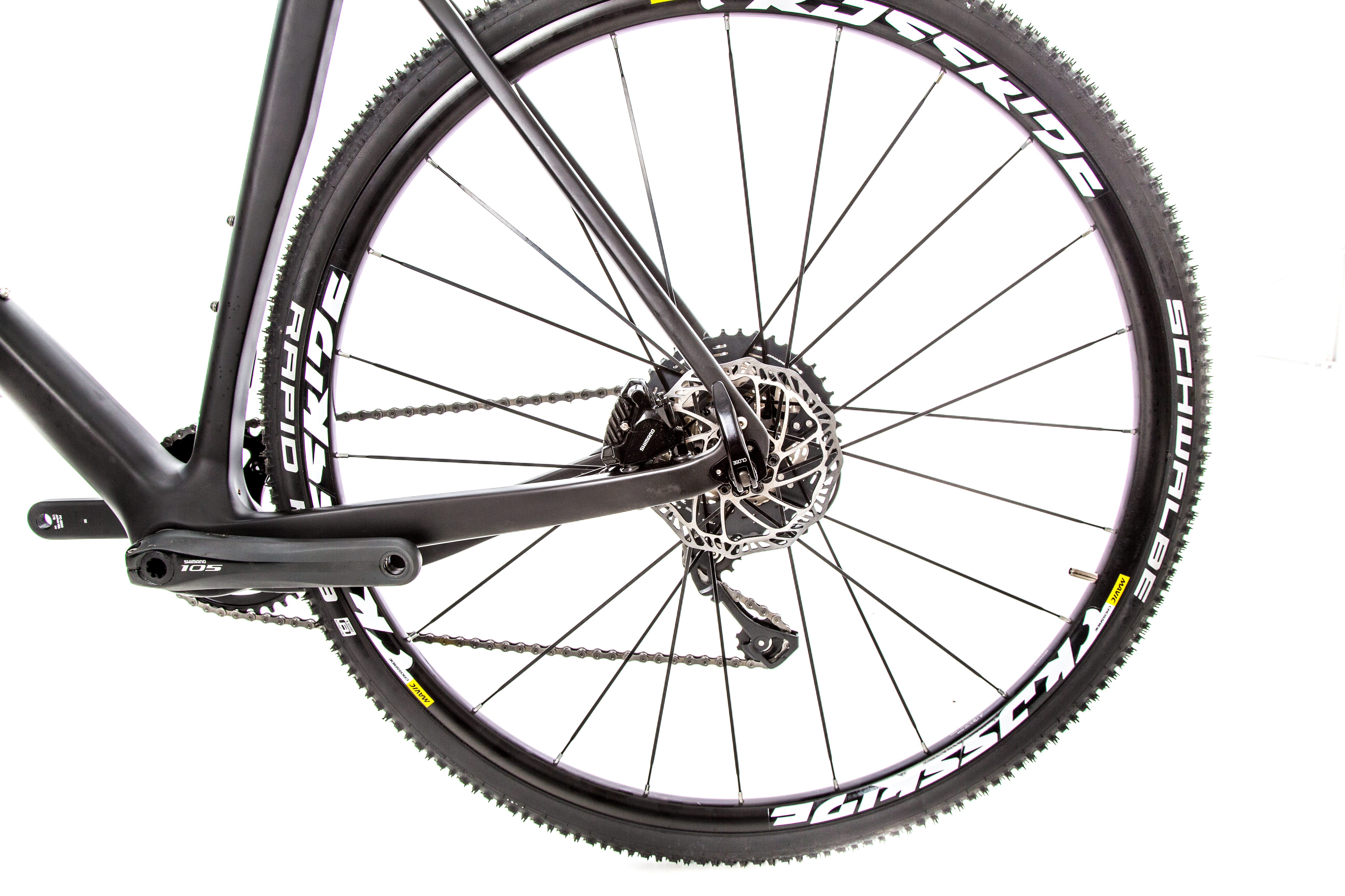 Rear Mavic Wheel