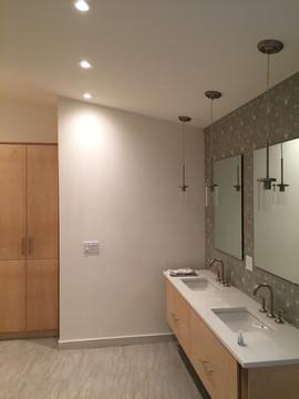 Painted Bathroom Walls