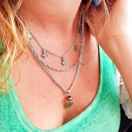 "Collier ""Athina"""