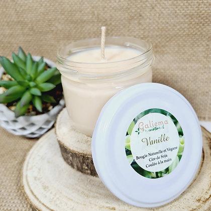"Bougie Parfumée ""Vanille"""