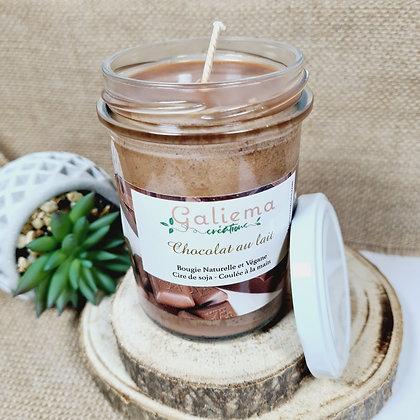 """Bougie Parfumée """"Chocolat au Lait"""" 230 mL"""