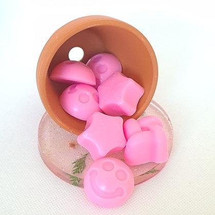 """Fondant parfumé """"Rose & Fleur de Pommier"""""""