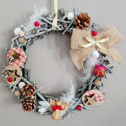"Couronne ""Noël"""