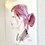 "Thumbnail: Portrait ""burgundy hair"""